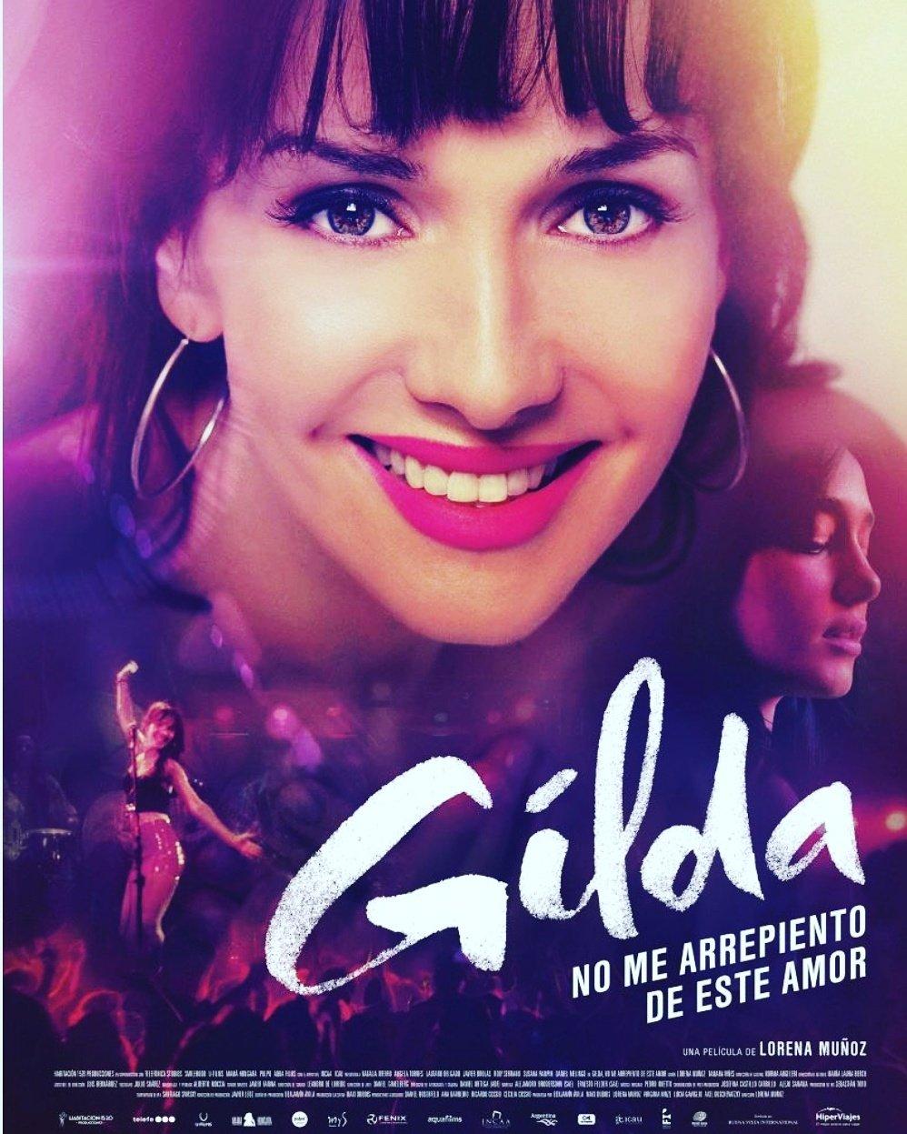 Gilda,no me arrepiento de este amor,la vida de unavaliente